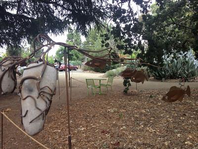 Sculpture in the Garden 2013