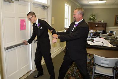 Smith-Tolson Before Wedding