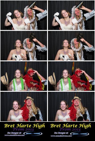 Bret Harte High Prom 2013