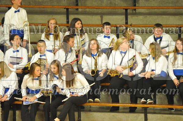 JH/HS Spring Band Program 05-13-15