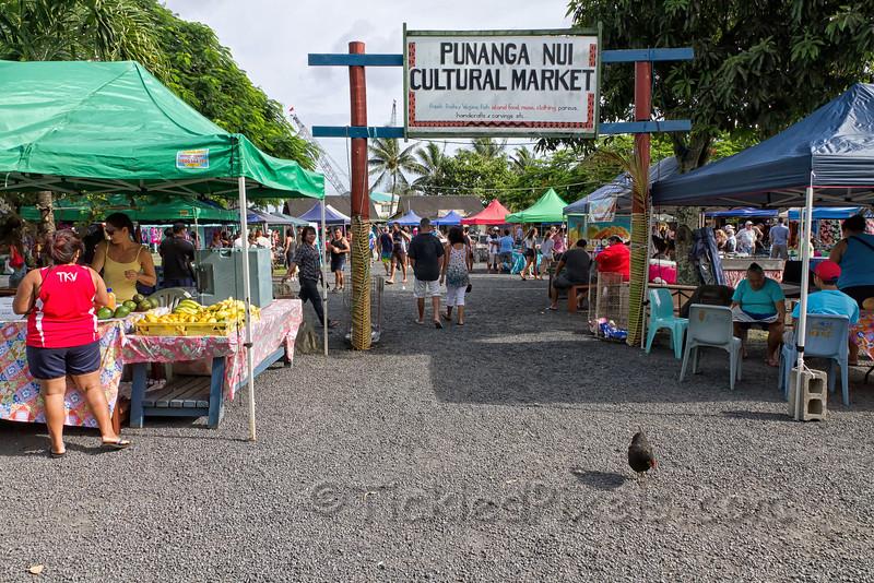 Punanga Nui Cultural Market