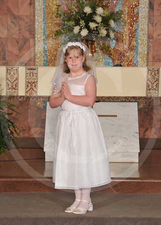 First Communion 2011
