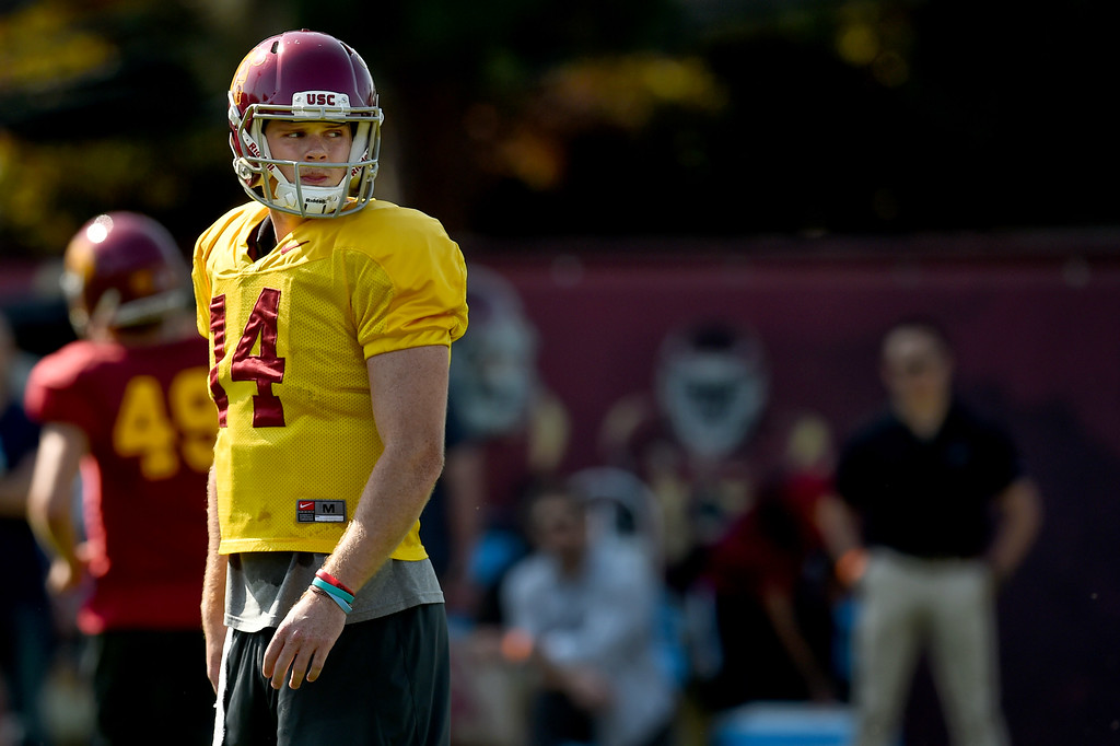 . <b>47. Sam Darnold, 20, USC Quarterback </b> <br>Darnold hasn�t yet started for a full season, but after taking over and leading USC to nine consecutive wins to end last season the Trojans are expected to ...  (Photo by Hans Gutknecht, Los Angeles Daily News/SCNG)