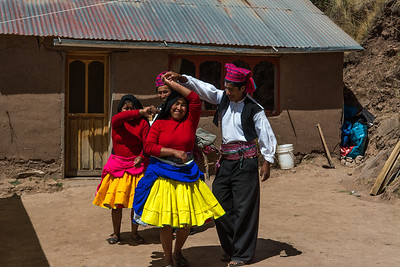 Lake Titicaca - Taquile