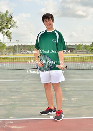 Walker Tennis 2013