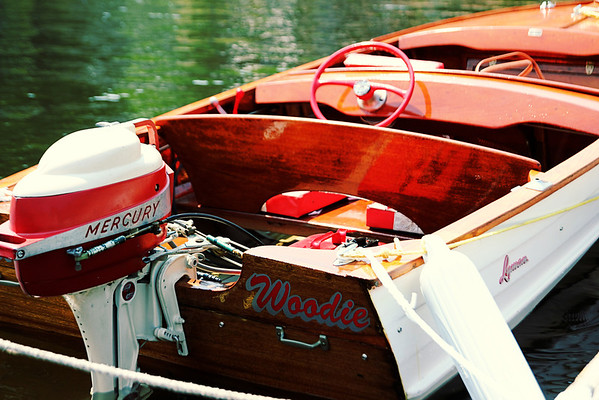 Old Forge Antique Boat Show