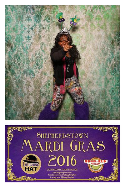 Shepherdstown Mardi Gras