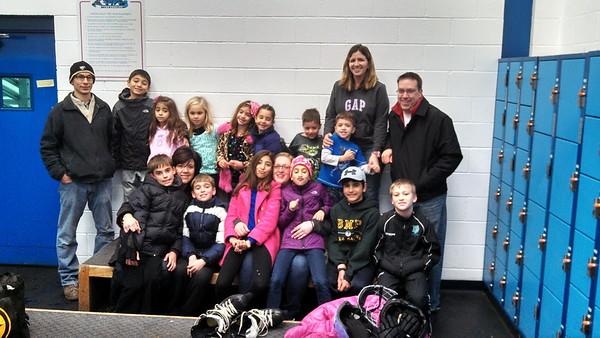 HOPE and JOY Ice Skating - November 24, 2013
