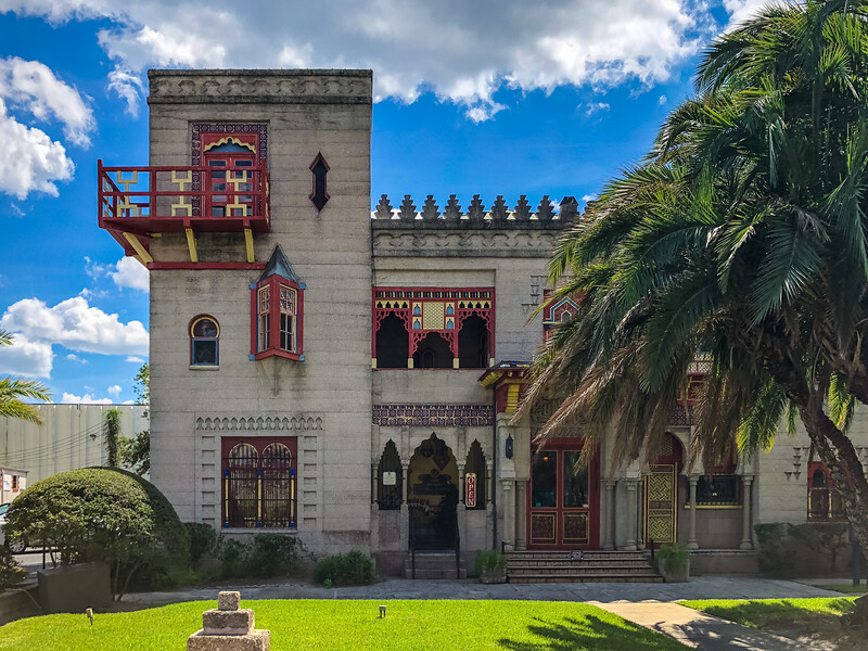 Villa Zorayda Museum