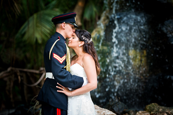 Natalie & Paul - Wedding - Belize - 7th of April 2018