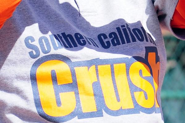 Southern California Crush vs Scrap Iron 60's Phiten