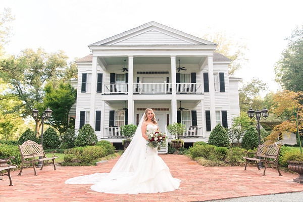 Lauren | Tanglewood Plantation Bridal Session