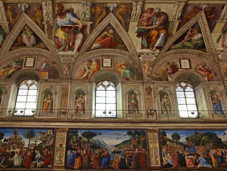 Rome Vaticaan Sixtijnse Kapel 31-1-09 (1).jpg