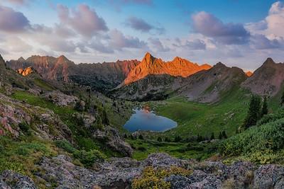 Gore Range Backcountry, Colorado