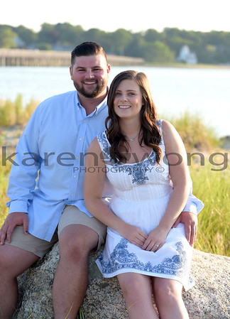 Nick and Cassie Engagement 2017