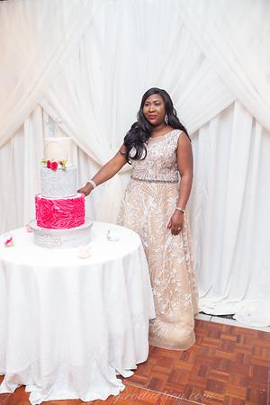 Titi Adeoye   @ 40