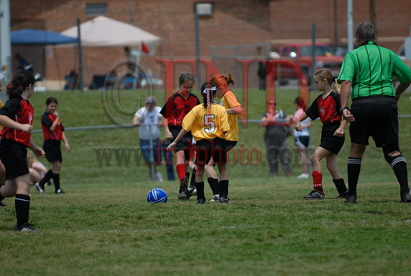 DCUSA Soccer Tournament Denton 5/21/11