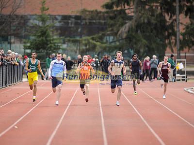 Spartan Invite - Mens 400M