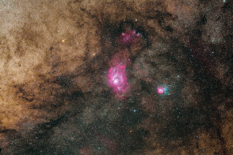 Lagoon and Trifid
