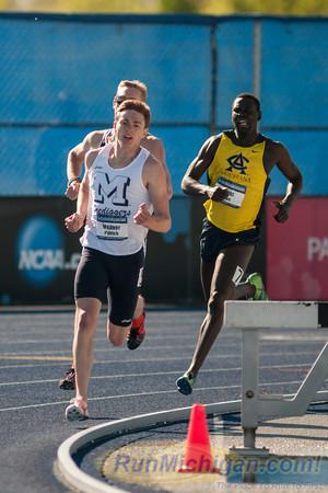 NCAA D2 2014 800M Semis Friday Men