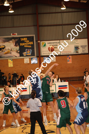 Bankstown Vs Hills 15-5-09