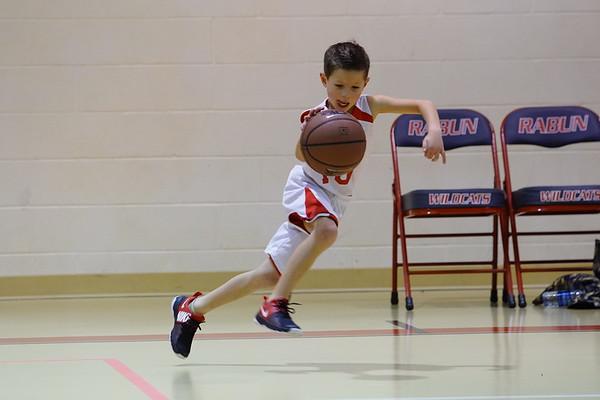 Grayson's Last B Ball Game 2018