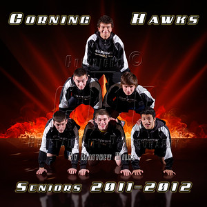 Corning Hawks 2011-2012 Team Photos