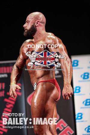 BODYBUILDING U90, U100 and over-100kg