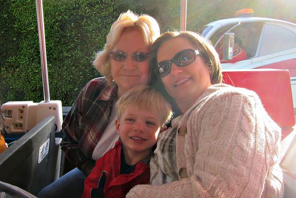 Disneyland Dec 2011