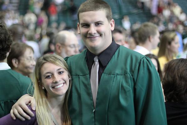 2011 Vestal Graduation