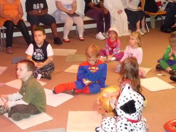 TAB Halloween 2009