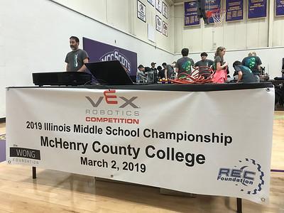March 2019 IL State Championship