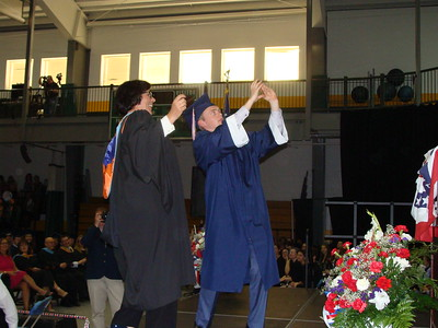 NMRHS held its graduation ceremony on June 4, 2016