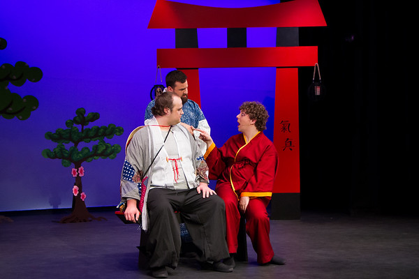 Mikado - Dress Rehearsal - High Res
