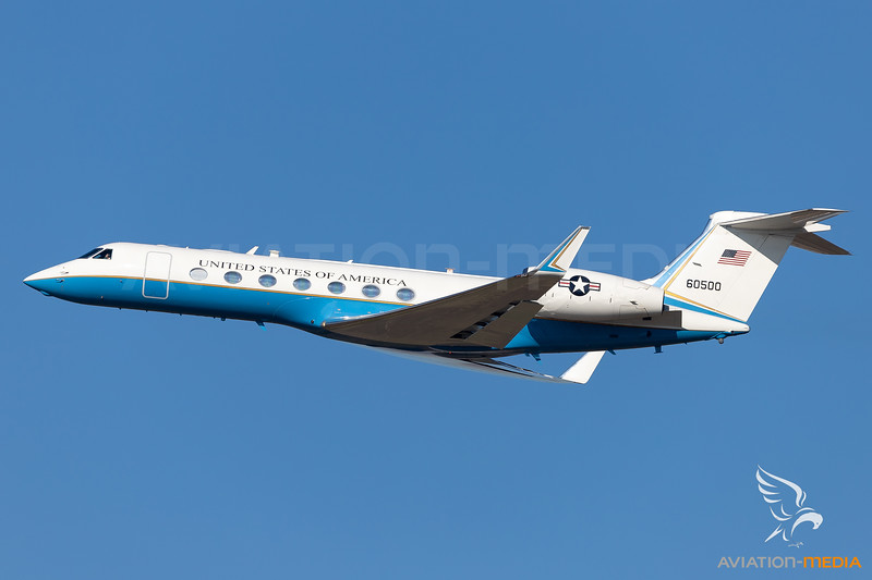 USAF / Gulfstream C-37B / 06-0500
