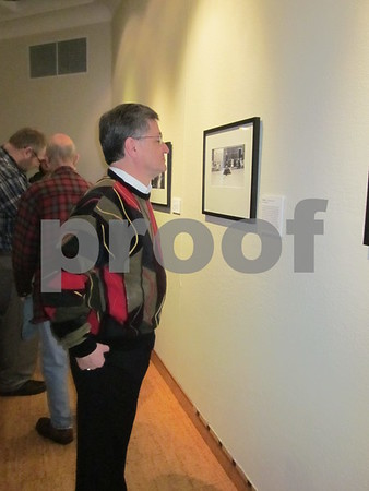 Blanden Art Museum - Hans Madsen Photography Show