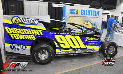 Motorsports 2018 Race Car & Trade Show - 1/19/18 - Steve Sabo (SDS)