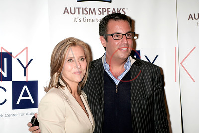 New York, NY - May 09:  The Autism Speaks Benefit Dinner, New York, USA.