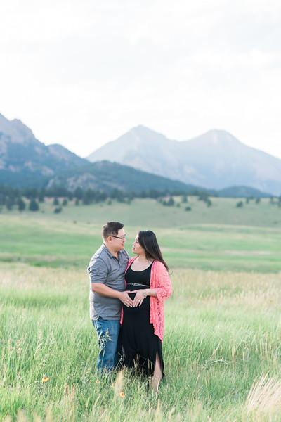 Maternity | Carolyn & Alex