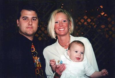 9-27-1998 Alec Burd Baptism @ St. Paul's Church