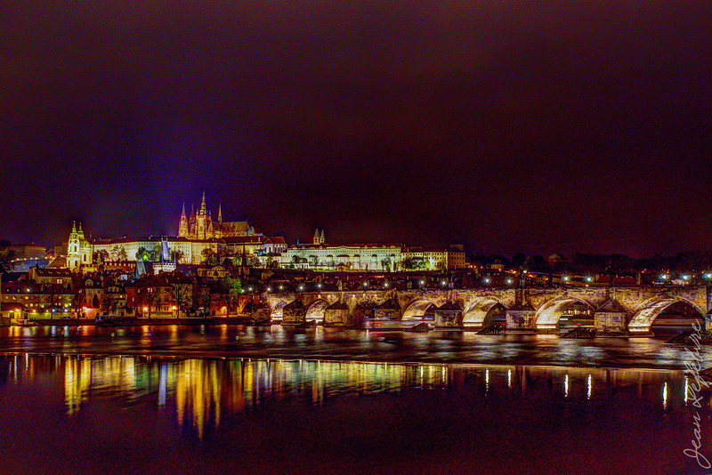 Castle & Charles Bridge
