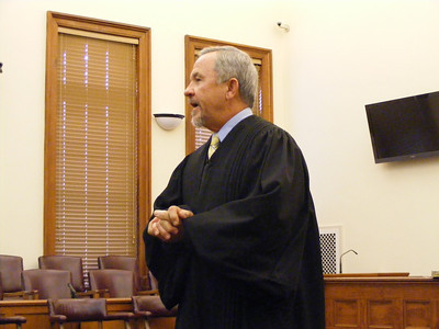 County swearing-in ceremony
