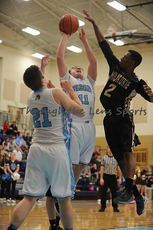 Corvallis vs. Milwaukee Boys HS Basketball