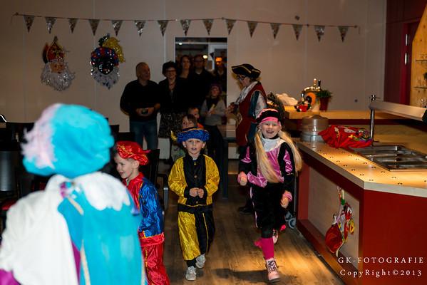 Sinterklaas in Westeinde Schoentjes L - Z