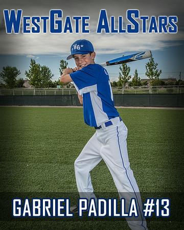 Gabriel Padilla #13