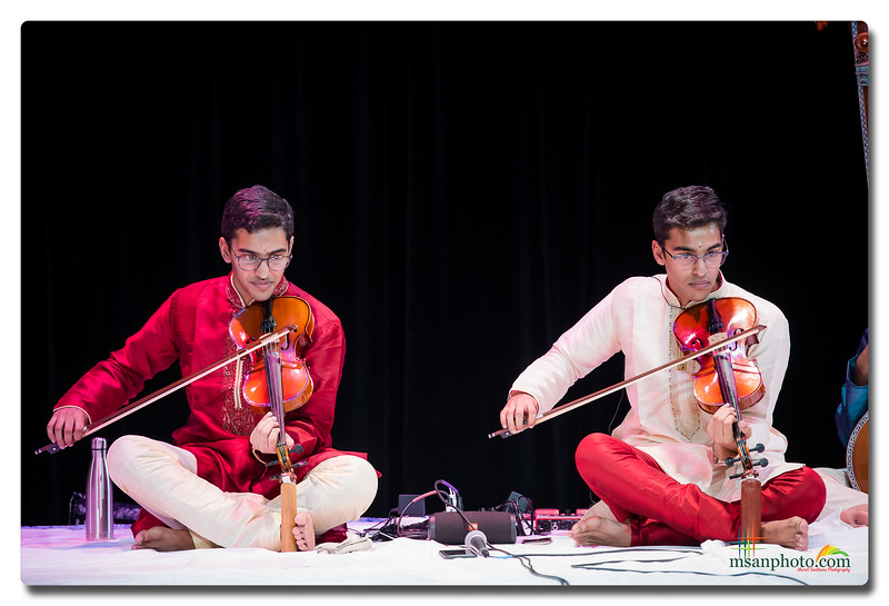 Athul & Akhil's Carnatic Violin Arangetram 2019