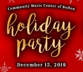 C.M.C.B. Holiday Party!