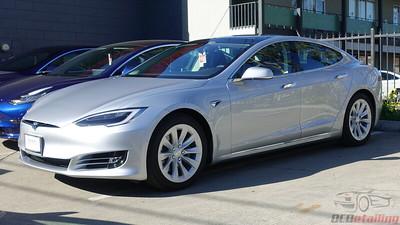 2018 Tesla Model S - Silver Metallic