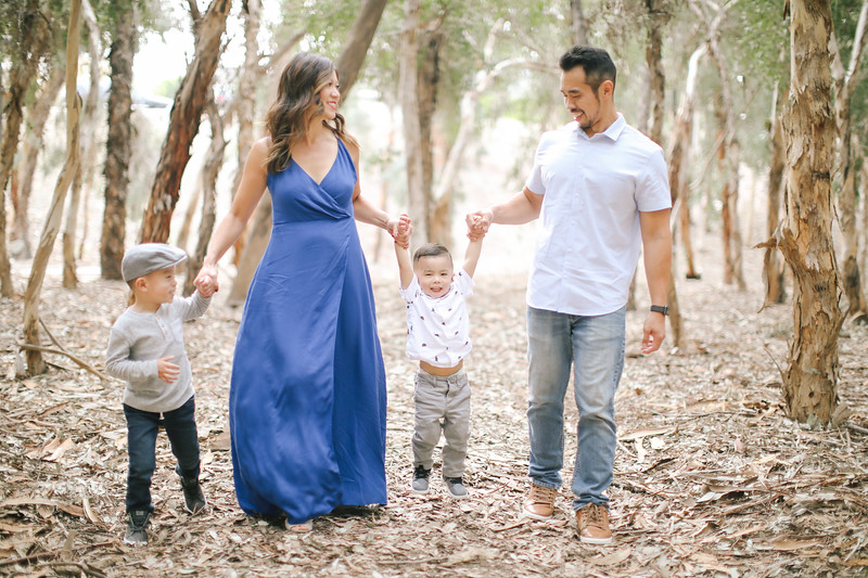 The Ngs // Orange County Family Session // www.miminguyen.com