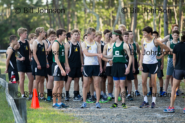 Nauset Boys Varsity Cross Country 2017_2018